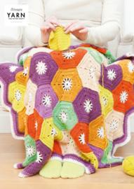 Scheepjes Hexagon Blanket