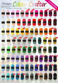 93 kleuren op een rij (KLIK op foto)