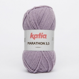 Katia Marathon 3.5 - 26 Medium paars