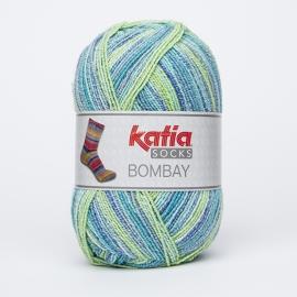 Katia Bombay Socks 54