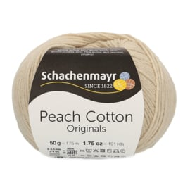 Schachenmayr - Peach Cotton 00102 Natuur