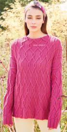 ROWAN Handknit Cotton Trui Phyllis