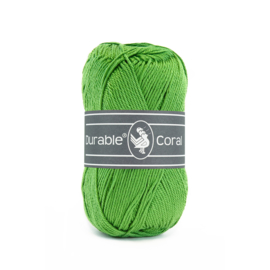 Durable Coral Katoen - 304 Golf Green