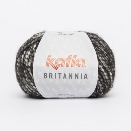 Katia Britannia - 208 Zwart