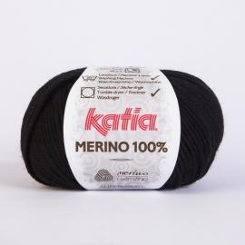 Katia Merino 002 - Zwart