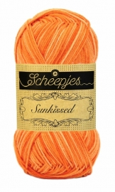 Scheepjes Sunkissed 12 - Beach Hut Orange