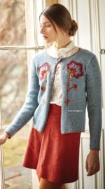 ROWAN Felted Tweed Vest Reiver
