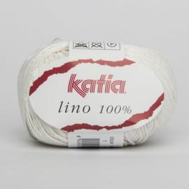 Katia Lino 100% - 01 Wit