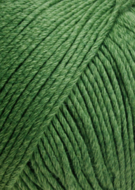 LANG Yarns - Soft Cotton - 0018 Groen