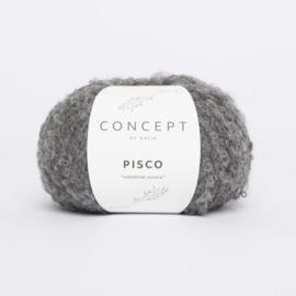 Katia Concept - Pisco 402 Medium grijs