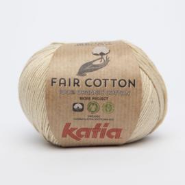 Katia Fair Cotton - 10 Licht beige