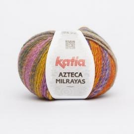 Katia Azteca Milrayas - 705 Oranje-Oker