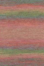 LANG Yarns - Milton 0009 Roze-Groen-Mint