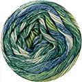 Katia Bahamas - 60 Groen - Nachtblauw