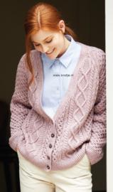 ROWAN Softyak DK Vest Claudie
