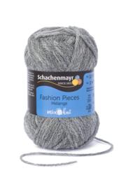 Schachenmayr Fashion Pieces - 00191 Hellgrau Melange