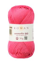 Rowan Summerlite 4ply - 440 Langoustino