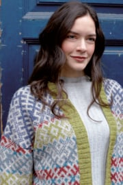ROWAN Felted Tweed Vest Tolkien