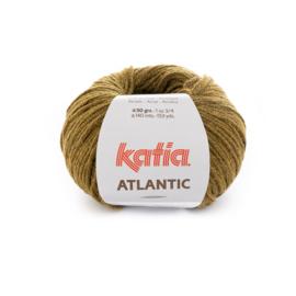 Katia Atlantic - 209 Mosterdgeel - Zwart