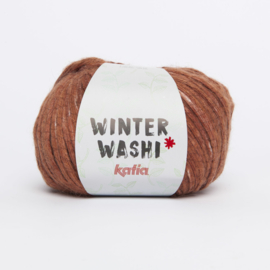 Katia Winter Washi - 206 Roestbruin