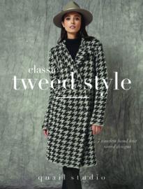 Rowan Classic Tweed Style by Quail Studio