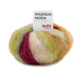 Katia Ingenua Moda - 101 Groen - Roestbruin - Koraal - Wijnrood