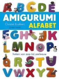 Amigurumi Alfabet door Christel Krukkert
