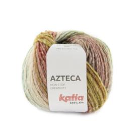 Katia Azteca 7880 Bruin - Blauwgroen