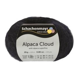 Schachenmayr - Alpaca Cloud 00050 Midnight