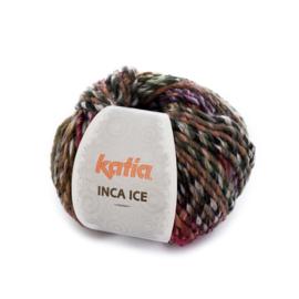 Katia Inca Ice - 305 Lila-Bleekrood-Oker
