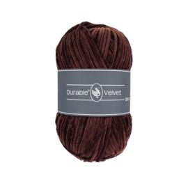 Durable Velvet - 385 Coffee