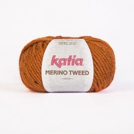Katia Merino Tweed - 403 Oranje