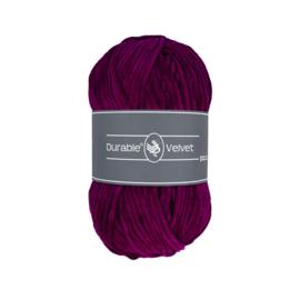 Durable Velvet - 249 Plum