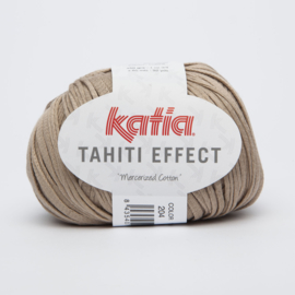 Katia Tahiti Effect - 204 Bleekbruin