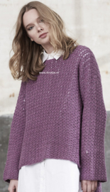Katia Concept Silky Lace gehaakte Trui