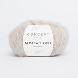 Katia Concept - Alpaca Silver - 251 Beige - Zilver