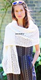 Rowan Cotton Cashmere Sjaal Dali