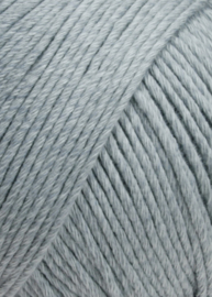 LANG Yarns - Soft Cotton - 0003 Licht Grijs