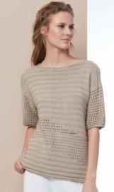 Maandag 05-03-2018 Katia Cotton Cashmere trui