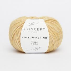 Katia Concept - Cotton-Merino 121 Geel