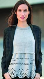 Donderdag 10-01-2019 Katia Concept Silky Lace Trui