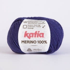 Katia Merino 051 - Medium Blauw