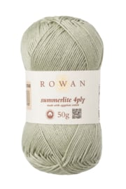 Rowan Summerlite 4ply - 445 Green Bay
