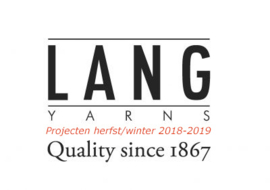 LANG Yarns Projecten herfst/winter 2018-2019