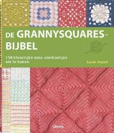 De Grannysquares bijbel door Sarah Hazell