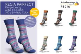 REGIA Design Line - Arne & Carlos - Pairfect
