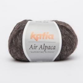 Katia - Air Alpaca - 212 Donker Bruin