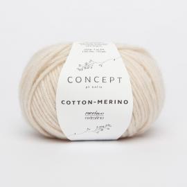 Katia Concept - Cotton-Merino 101 Licht Beige