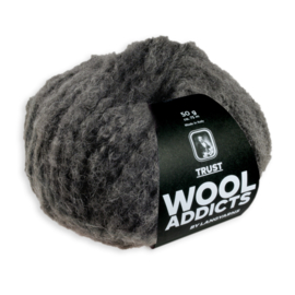 LANG Yarns - Wooladdicts - Trust 0067 Donker Bruin