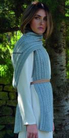 ROWAN Alpaca Soft DK Sjaal Faint